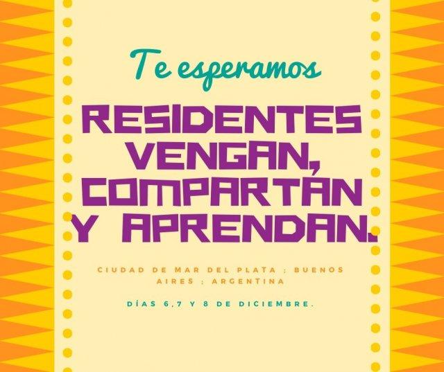 Residentes CAU 2018