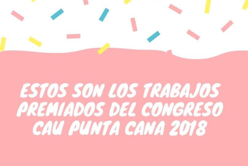 CAU 2018 Premios