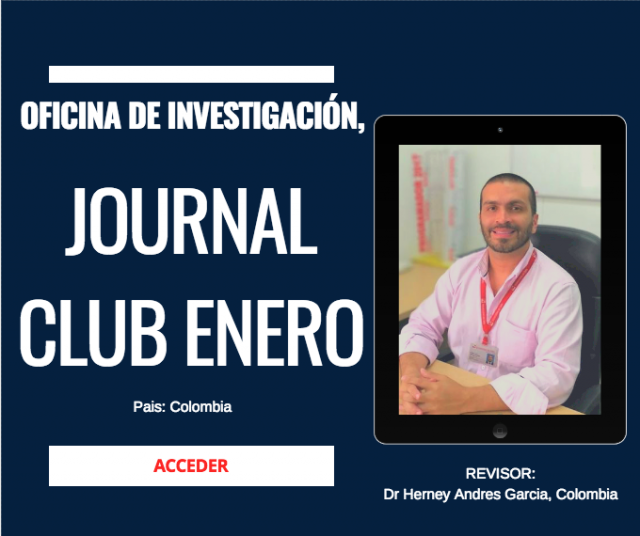 Journal clup Enero