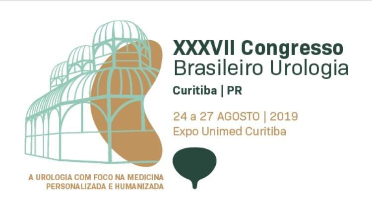 XXXVII Congresso Brasileiro Urologia