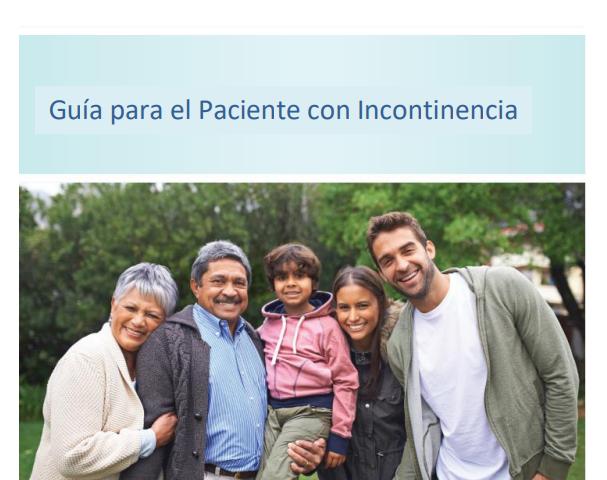 Salud de vejiga incontinencia