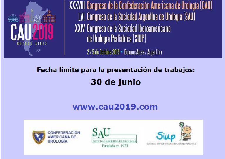 Anuncio envío de resúmenes CAU 2019 (1)