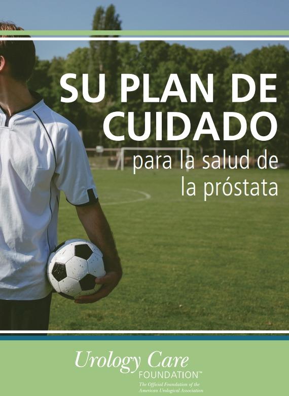para el cuidado de la próstata