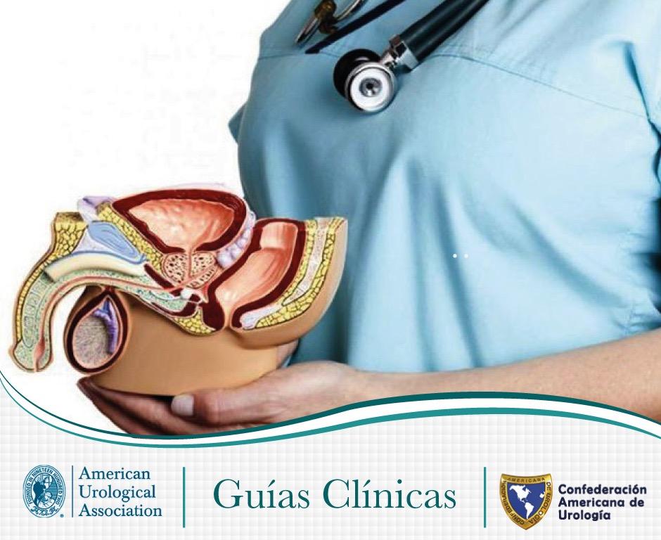 márgenes positivos del cáncer de próstata, p.