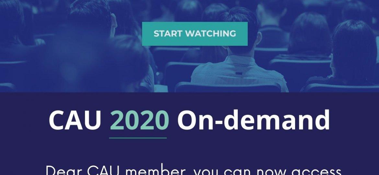 CAU 2020 On-demand (4)
