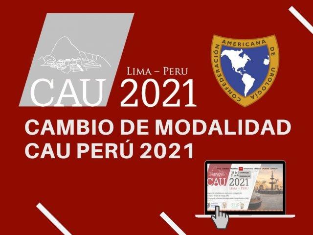 CAU 2021