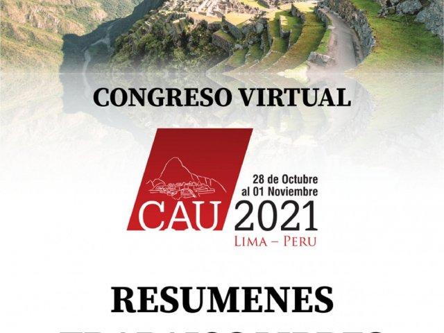 LIBRO-DE-RESÚMENES-DE-TRABAJOS-LIBRES-CAU-PERÚ-2021